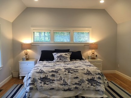 Brewster Cape Cod vacation rental - Master Bedroom with attached bath