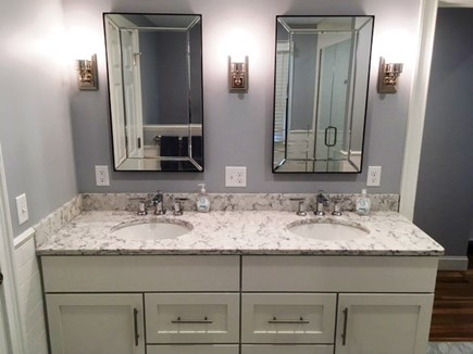 Brewster Cape Cod vacation rental - Updated master bath