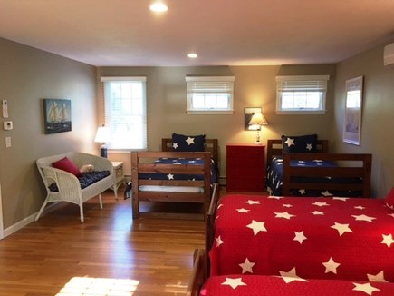 Brewster Cape Cod vacation rental - Bedroom Four view 2