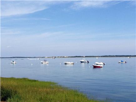 Barnstable Cape Cod vacation rental - View of Barnstable Harbor