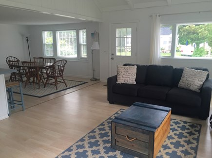 Barnstable Cape Cod vacation rental - Bright, clean living area with lots of natural light.