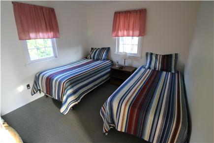 Dennis Port Cape Cod vacation rental - Bedroom #2 with twin beds