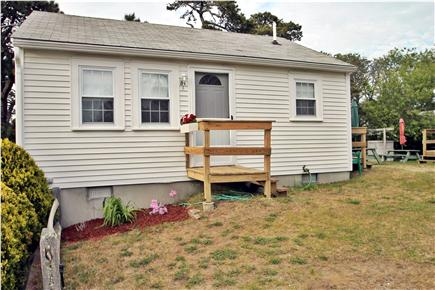 Dennis Port Cape Cod vacation rental - Haigis Beach is just a block from the house