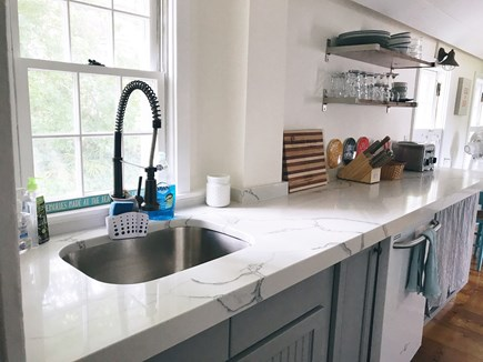 East Dennis Cape Cod vacation rental - Recently Remodeled Kitchen