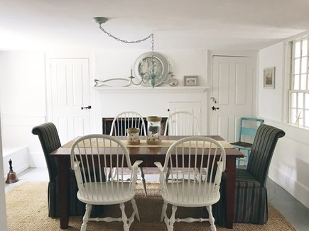 East Dennis Cape Cod vacation rental - Dining Room with seating for 6