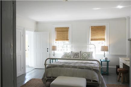 East Dennis Cape Cod vacation rental - Master Bedroom (first floor) very roomy with Queen Bed