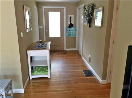 East Falmouth Cape Cod vacation rental - Entryway