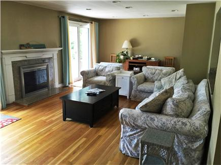 East Falmouth Cape Cod vacation rental - Comfortable family room