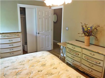East Falmouth Cape Cod vacation rental - Comfortable bedroom