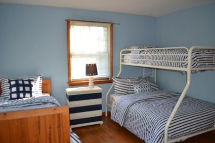 Eastham Cape Cod vacation rental - Guest Room with 2 Twins and 1 Full (Twin over Full Bunk)