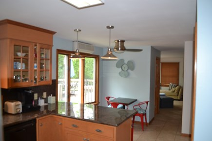 Eastham Cape Cod vacation rental - Kitchen with Breakfast Nook