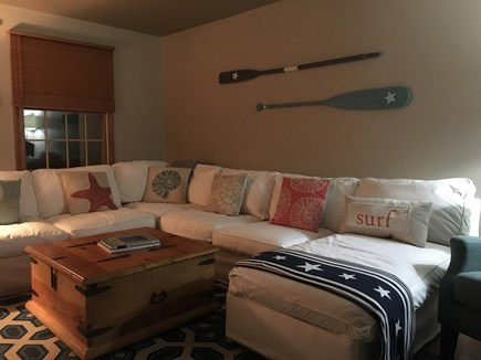Eastham Cape Cod vacation rental - Family/TV Room