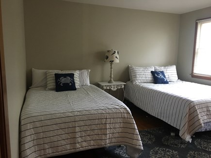 Eastham Cape Cod vacation rental - Guest Room with 1 Queen and 1 Full