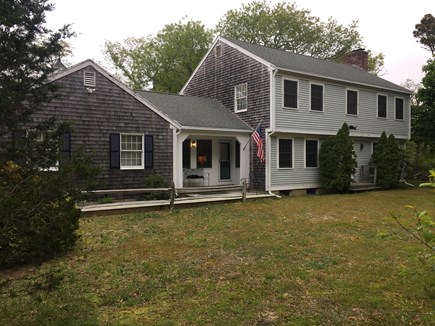 Eastham Cape Cod vacation rental - Front Exterior