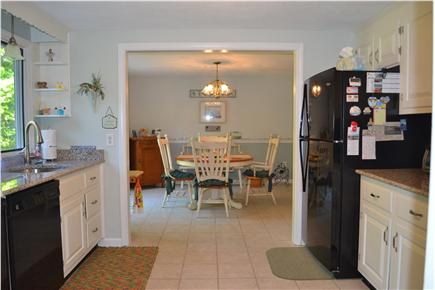 Harwich Cape Cod vacation rental - Kitchen and Dining Area