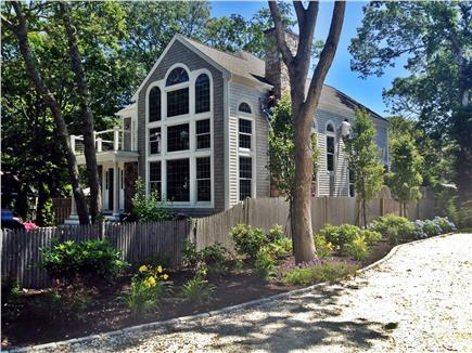 Seconsett Island, Mashpee Cape Cod vacation rental - Side Exterior