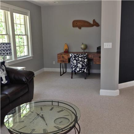 Seconsett Island, Mashpee Cape Cod vacation rental - Private Office Area Nook with WiFi
