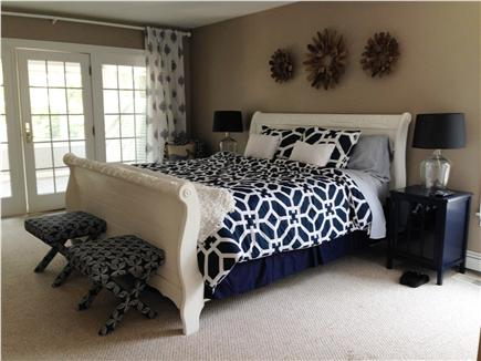 Seconsett Island, Mashpee Cape Cod vacation rental - Master Bedroom Suite with 3 closets