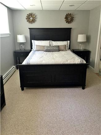 Seconsett Island, Mashpee Cape Cod vacation rental - 4th Bedroom - queen bed