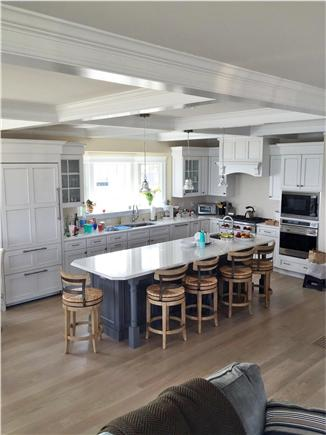 Mashpee Cape Cod vacation rental - Large Gourmet eat-in kitchen
