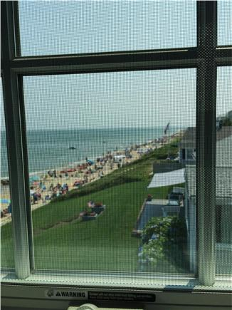 Mashpee Cape Cod vacation rental - View of Marthas Vineyard from the Master bedroom