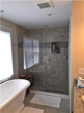 Mashpee Cape Cod vacation rental - Master bath