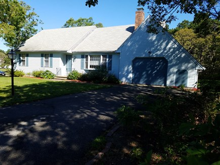 South Harwich Cape Cod vacation rental - Quiet 3 BR/2BA ranch on cul-de-sac, steps to bike trail.