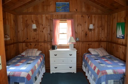 Chatham, Mashpatuxet Village Cape Cod vacation rental - One of the three bedrooms
