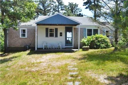 Chatham, Mashpatuxet Village Cape Cod vacation rental - Front view of cottage