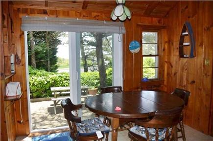 Chatham, Mashpatuxet Village Cape Cod vacation rental - More water view from the dining area