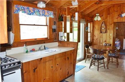 Chatham, Mashpatuxet Village Cape Cod vacation rental - Kitchen and dining area