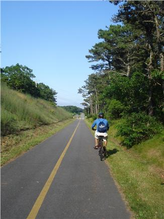 Chatham, Mashpatuxet Village Cape Cod vacation rental - Chatham Rail Trail