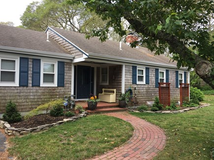Chatham Cape Cod vacation rental - Front of house from drive