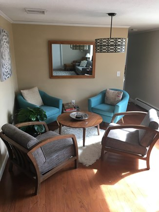 Chatham Cape Cod vacation rental - Conversation corner