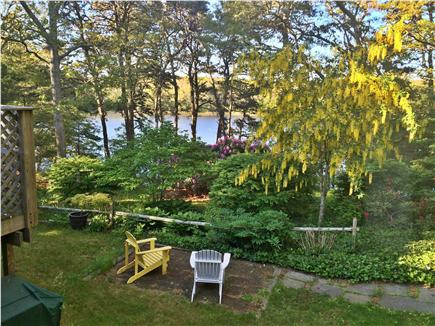 Chatham Cape Cod vacation rental - Spring view of garden