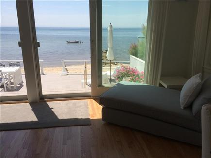 Provincetown Cape Cod vacation rental - Summer days you can lounge on a chaise overlooking the bay