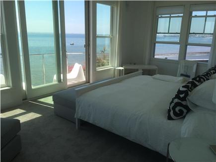 Provincetown Cape Cod vacation rental - On three sides you have a panoramic view from the master bedroom.