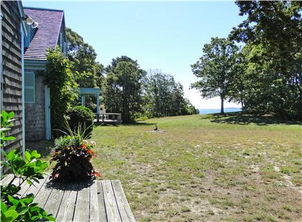 East Orleans Cape Cod vacation rental - Water views, large lawn, ultimate privacy
