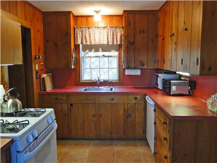 East Orleans Cape Cod vacation rental - Kitchen area with all appliances