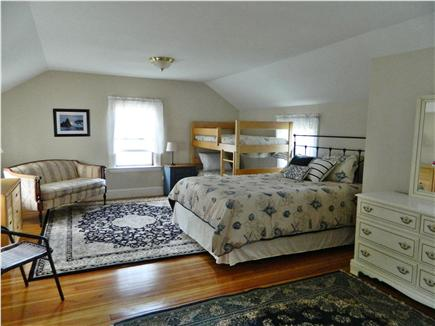 Hyannis Cape Cod vacation rental - ''Family bedroom'' with seating area
