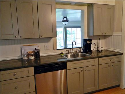 Hyannis Cape Cod vacation rental - Other side of the kitchen overlooking the breakfast room