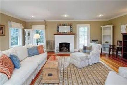 Harwich Cape Cod vacation rental - Comfortable Living Room
