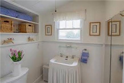Harwich Cape Cod vacation rental - Bathroom on 1st floor