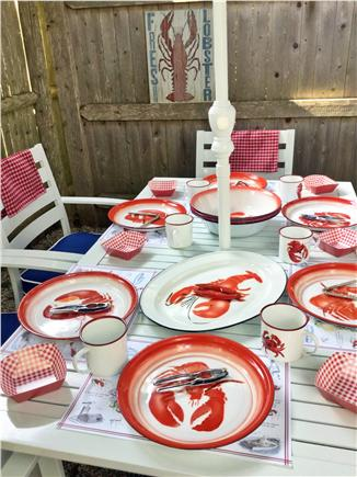 Falmouth Heights Cape Cod vacation rental - Lobster anyone?