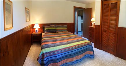 East Orleans Cape Cod vacation rental - The cozy bedroom offers a comfortable queen bed.
