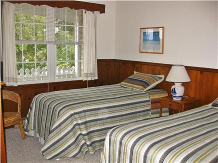 East Orleans Cape Cod vacation rental - The bedroom offers two comfortable twin beds