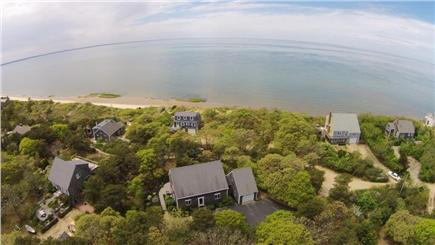 Eastham Cape Cod vacation rental - Aerial view