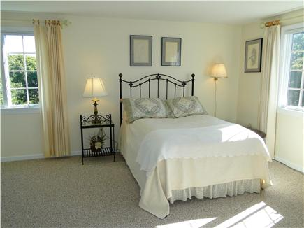 Eastham Cape Cod vacation rental - Large bedroom upstairs with double bed