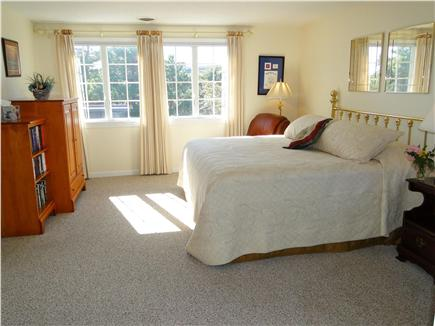 Eastham Cape Cod vacation rental - Spacious King bed master upstairs