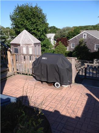 Provincetown Cape Cod vacation rental - Grill